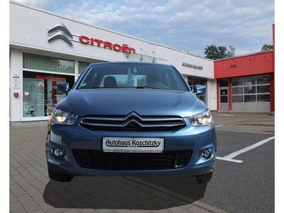 gebraucht Citroën C-Elysee I C-ElyséePureTech 82 Selection