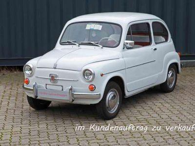 gebraucht Fiat 600 orig. Italien-Import + H-Zulassung