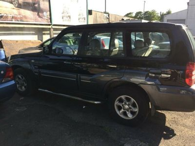 used Hyundai Terracan 2.9 CRDi Automatik GL