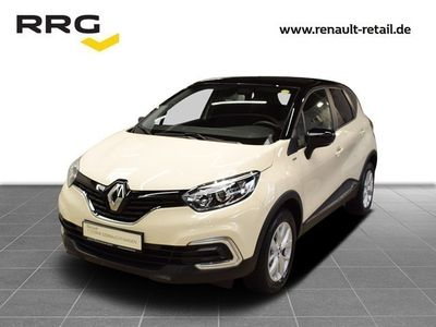 gebraucht Renault Captur 1.3 TCE 130 LIMITED DELUXE