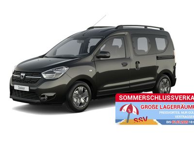 gebraucht Dacia Dokker Comfort TCe 100 GPF Kam in Freiburg