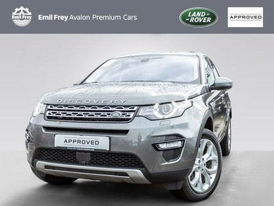 gebraucht Land Rover Discovery Sport TD4 Aut. HSE *HuD*ACC*