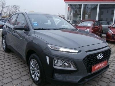 gebraucht Hyundai Kona Pure 2WD 1.0 T-GDI LED-Tagfahrlicht Multif.Lenkrad