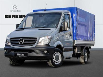 gebraucht Mercedes Sprinter 316 Pritsche Fahrassist. PDC