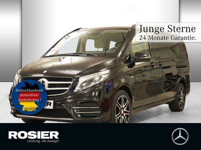 gebraucht Mercedes V250 4M Exclusive Edition lang AMG Pano COMAND