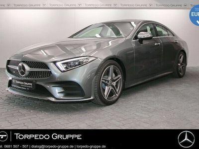 gebraucht Mercedes CLS400 d 4M COUPÉ AMG COMAND+MULTIBEAM+LED+SHD+