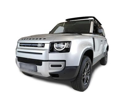 gebraucht Land Rover Defender 110 D240 S Navi LED Klima Einparkhilfe