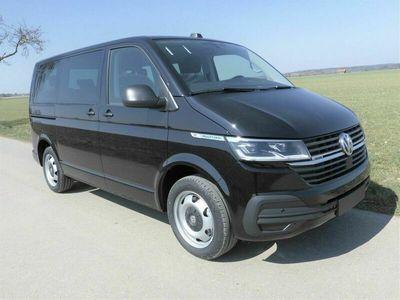 gebraucht VW Multivan T6.1Trendline DSG 4Motion Navi PDC v+h Kamera ACC Sitzh.
