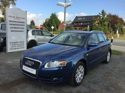 gebraucht Audi A4 Avant 1.8 T Leder AHK TÜV NEU