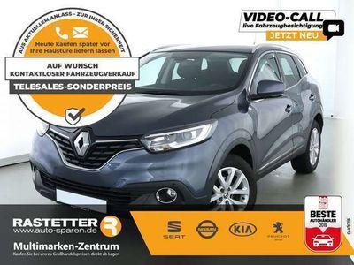 "gebraucht Renault Kadjar ""dCi Experience Arkamys Klimaaut LMF Keyless Keyle"
