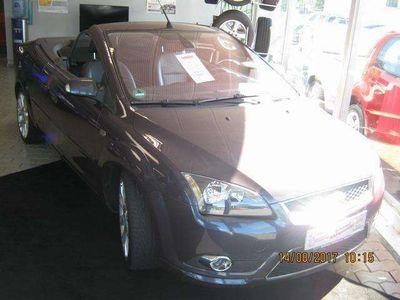 gebraucht Ford Focus Cabriolet Focus CC 2.0 TDCi Titanium