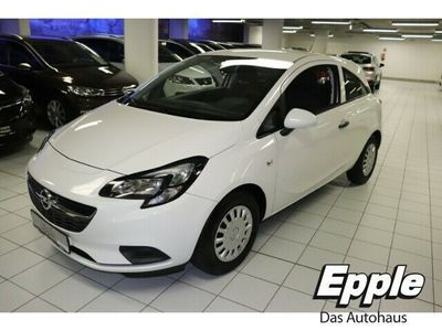 gebraucht Opel Corsa E Selection 1.2 RDC Klima ESP Seitenairb. Radio TRC Airb ABS Servo ZV eFH Beif.- Airb.
