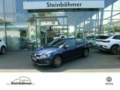 gebraucht VW Golf Allstar 1.2TSI Navi AHL Dynaudio