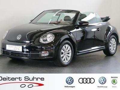 gebraucht VW Beetle Cabriolet 1.2 TSI Design Klima SHZ Tempom