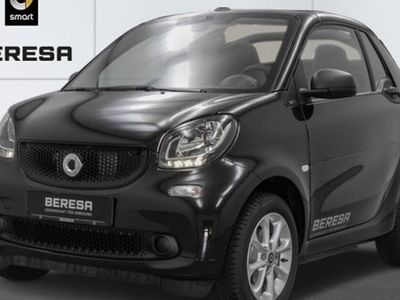 gebraucht Smart ForTwo Cabrio 66 kW prime Cool u. Media