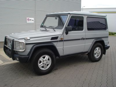 gebraucht Mercedes G230 GE KURZ-AUTOMATiK-LEDER-4X4