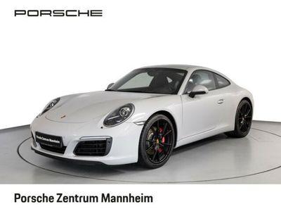 gebraucht Porsche 911 Carrera S 991PDK el. SD Xenon Bose Sportabg. 20