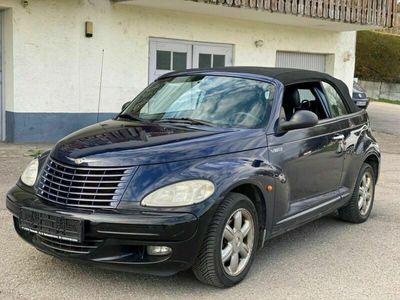 gebraucht Chrysler PT Cruiser Cabrio 2.4 Limited*TÜV*Euro4*2.Hand*