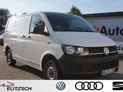 gebraucht VW Transporter Kasten 2.0 TDI EcoProfi Climatic ZV+FB