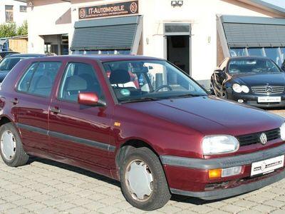 gebraucht VW Golf III GL Automatik