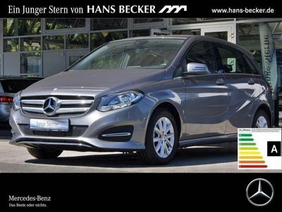 gebraucht Mercedes B180 B-KlasseCDI Style Media Display Parkassistent