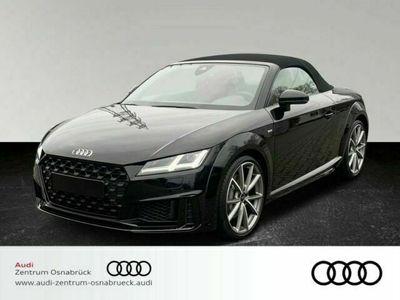 gebraucht Audi TT Roadster 45 TFSI S tronic S line Navi Virtual