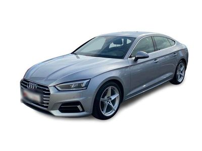 gebraucht Audi A5 Spb Sport 35 TDI S tronic LED-NAVI PLUS-DAB-