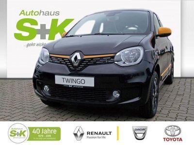 gebraucht Renault Twingo Intens TCe 90 ABS Fahrerairbag Seitenairb