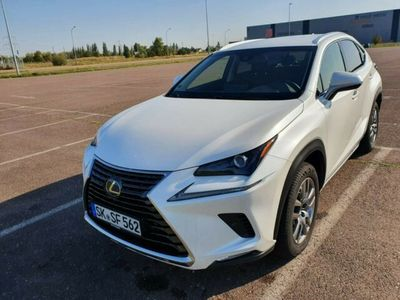 gebraucht Lexus NX300h E-FOUR Executive Line