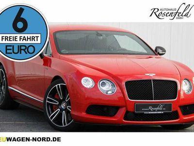 gebraucht Bentley Continental GT V8 S Ceramic Brake+TV+Mulliner+TOP!!!