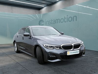 gebraucht BMW 320 320 dA M-Sport LEDER+NAVI+LED+MEM+ACC+KAM+SHZ