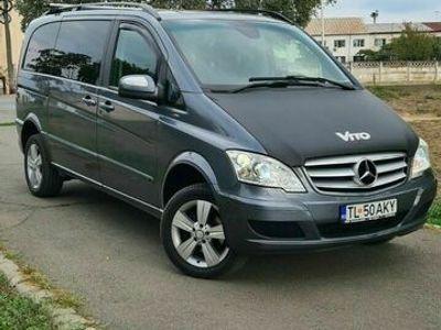 gebraucht Mercedes Viano 2.2 CDI DPF kompakt 4Matic Automatik T...