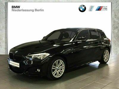 gebraucht BMW 116 d 5-Türer EU6 Aut. M Sport Navi HiFi PDC