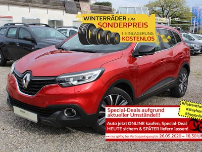 gebraucht Renault Kadjar 1.5 dCi 110 Bose