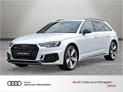 gebraucht Audi RS4 Avant quattro tiptronic LED Navi PanoDach Leder GRA LM SD PDC