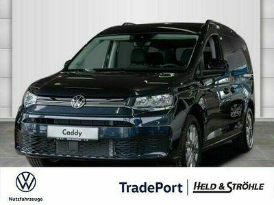 gebraucht VW Caddy Maxi 5, neues Modell, Life 2.0 TDI PDC SHZ DAB+