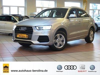 gebraucht Audi Q3 2.0 TDI EU6 Sport *NAVI*LED*SHZ*