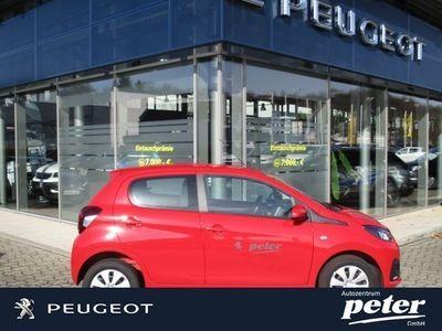 gebraucht Peugeot 108 Active 72 5-Türer Klima+DAB Radio+Notrad BC