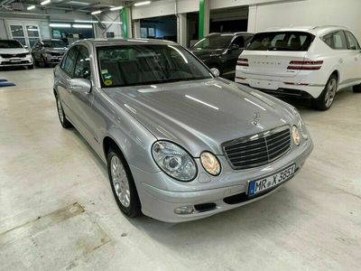 gebraucht Mercedes E240 als Limousine in Weiterstadt