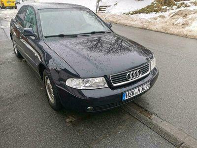 gebraucht Audi A4 1.6 B5 mit LPG