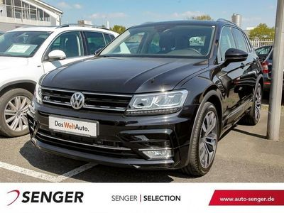 used VW Tiguan Highline 2.0 TDI 4Motion 140kW (190PS) 7-St