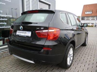 gebraucht BMW X3 xDrive30d Aut. X-Line AHK Navi Sportsitze