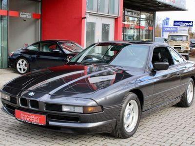 gebraucht BMW 850 Ci Aut.- dt. Auto - 2.HD. - 70TKM !