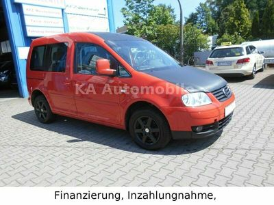gebraucht VW Caddy Life EcoFuel Benzin & Erdgas