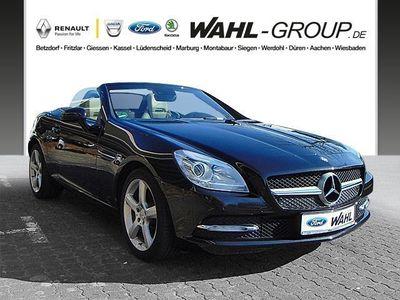 gebraucht Mercedes SLK200 SLK 200 Roadster,Blue Efficiency, Cabrio