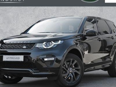 gebraucht Land Rover Discovery Sport 2.0 SD4 SE / Navi/Winter-Paket