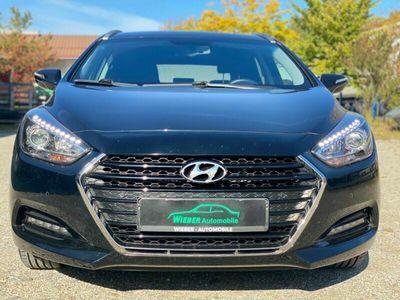 gebraucht Hyundai i40 cw blue