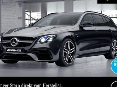 gebraucht Mercedes E63 AMG TS 4M+ AMG Night Stdhzg Fahrass Widesc Pano