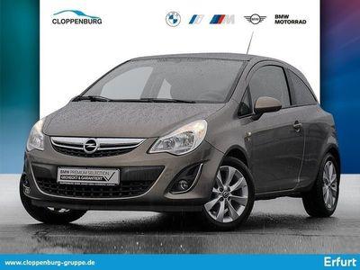 gebraucht Opel Corsa 1.4 Tempomat/Lenkrad-Hzg/