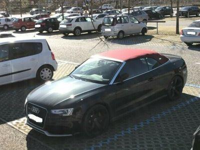 gebraucht Audi RS5 Cabrio ACC B&O Klappen VOLL NP 110 T€ als Cabrio/Roadster in Grassau